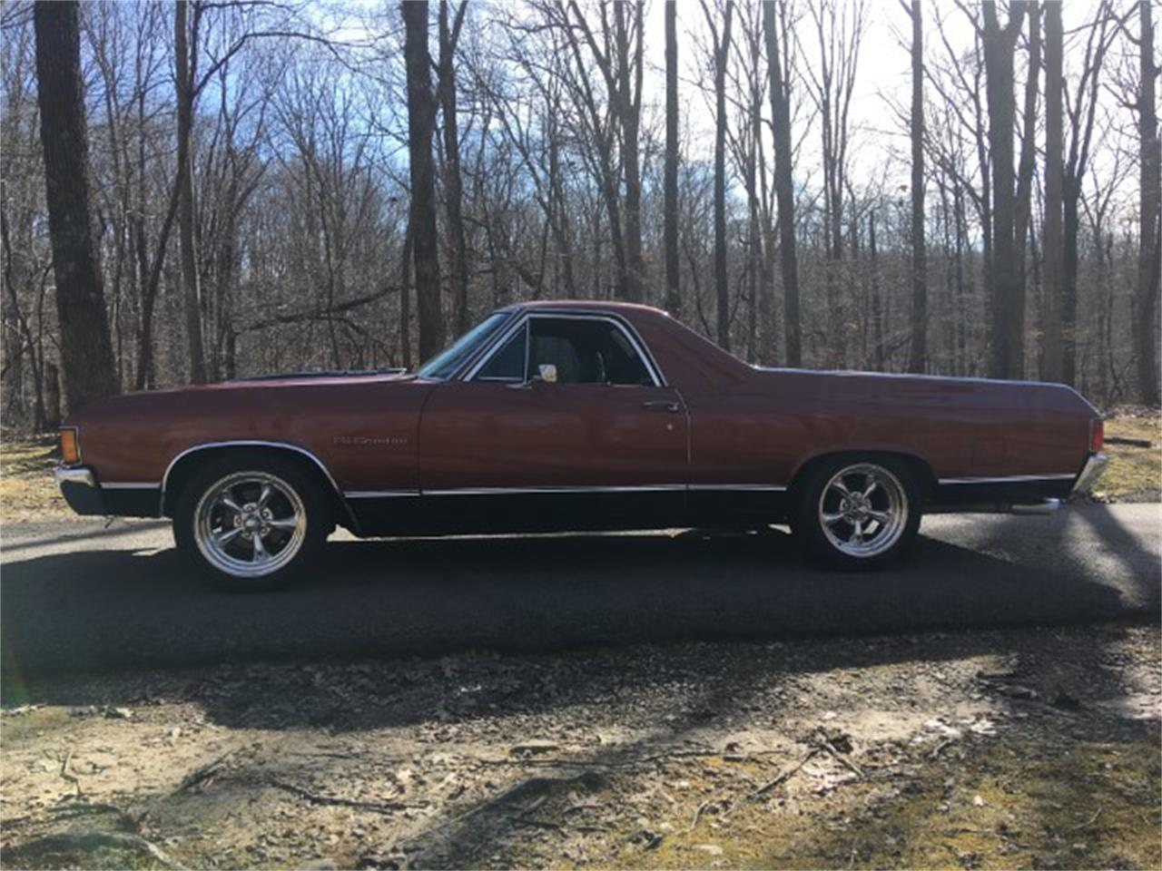 Large Picture of '72 Chevrolet El Camino located in Tennessee - MEUG