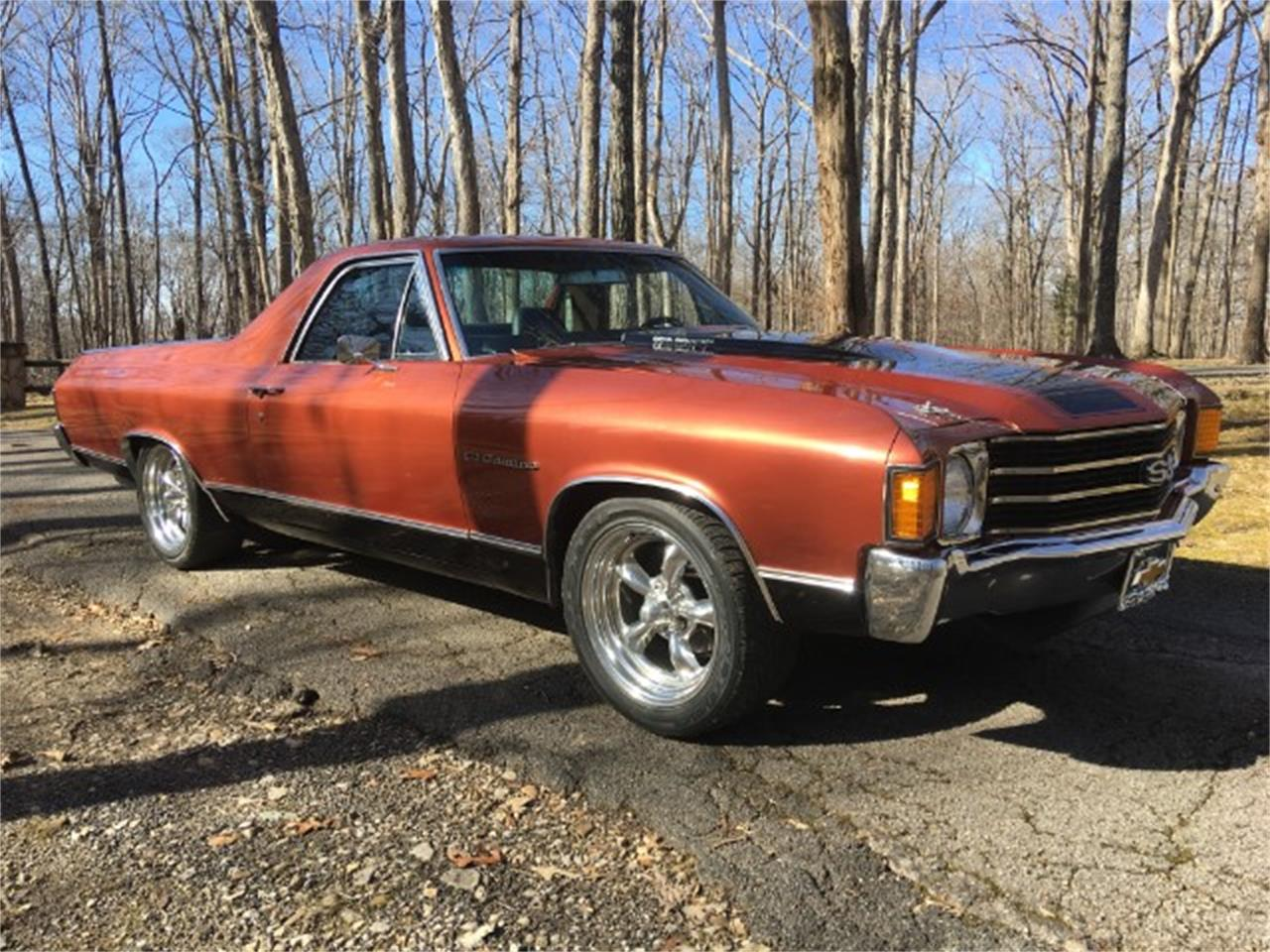 Large Picture of Classic 1972 El Camino located in Tennessee - $19,900.00 Offered by Bobby's Car Care - MEUG