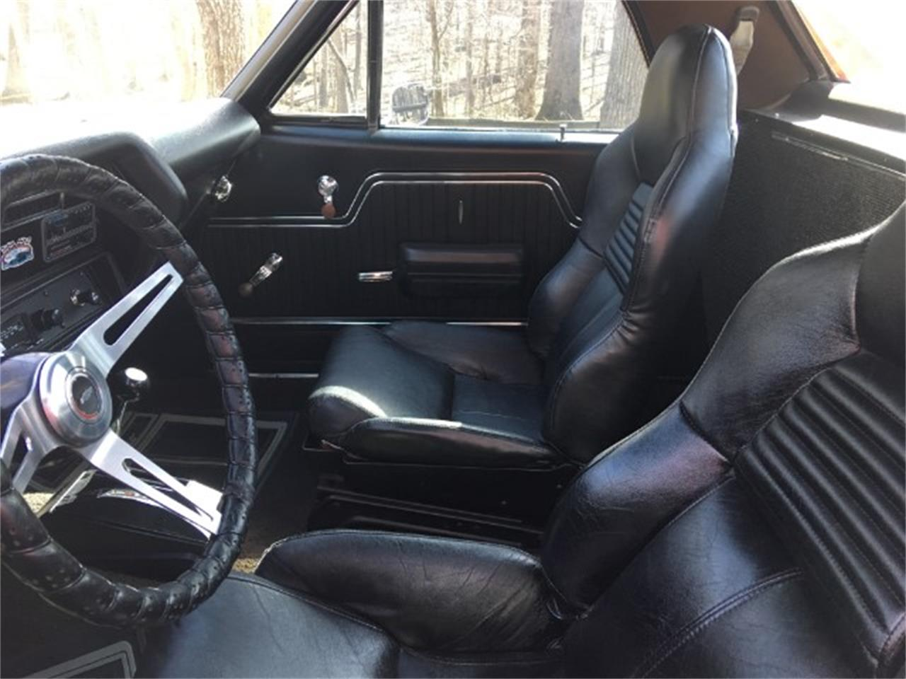 Large Picture of Classic 1972 Chevrolet El Camino located in Dickson Tennessee - $19,900.00 - MEUG