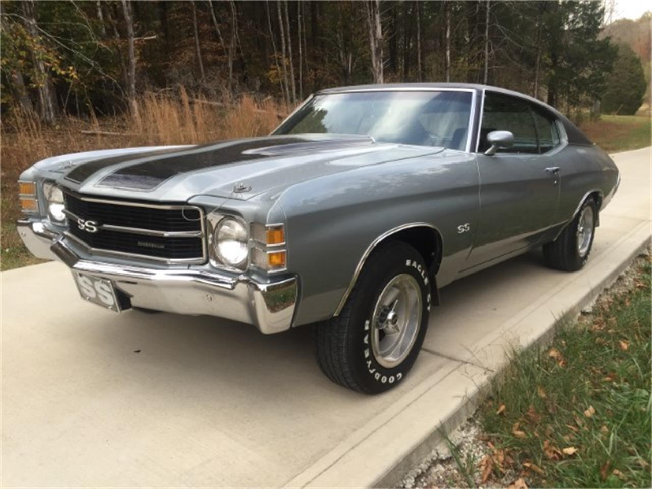 Large Picture of '71 Chevelle - MEUH