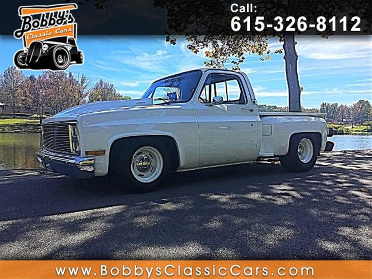 Large Picture of 1987 GMC 1500 Offered by Bobby's Car Care - MEUI