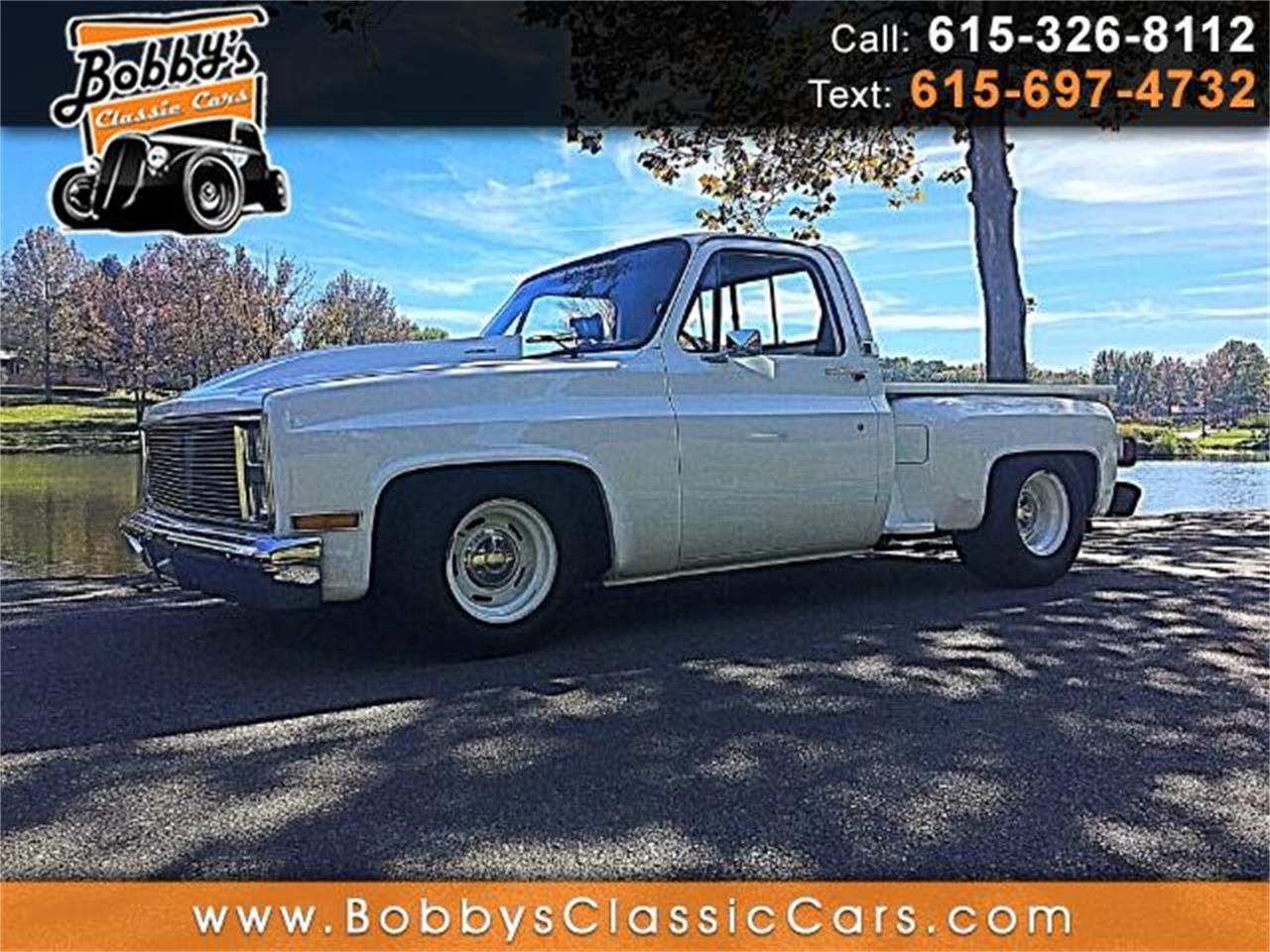 Large Picture of '87 GMC 1500 located in Tennessee - $19,990.00 - MEUI