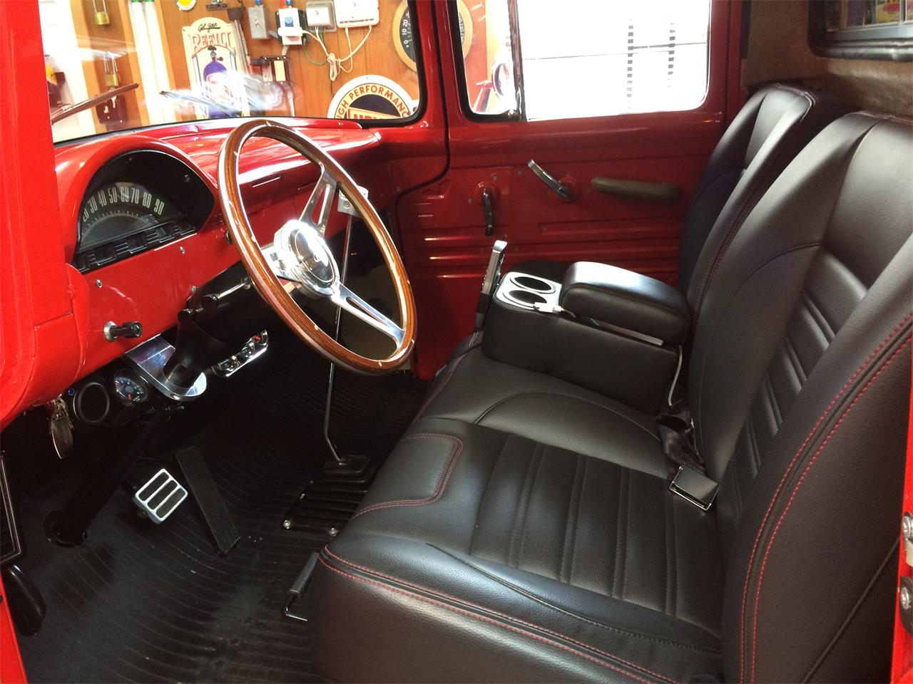 Large Picture of '56 F100 - MAWO