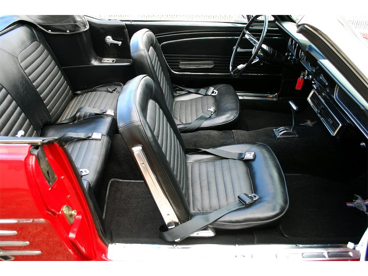 Large Picture of '66 Mustang - MAWT