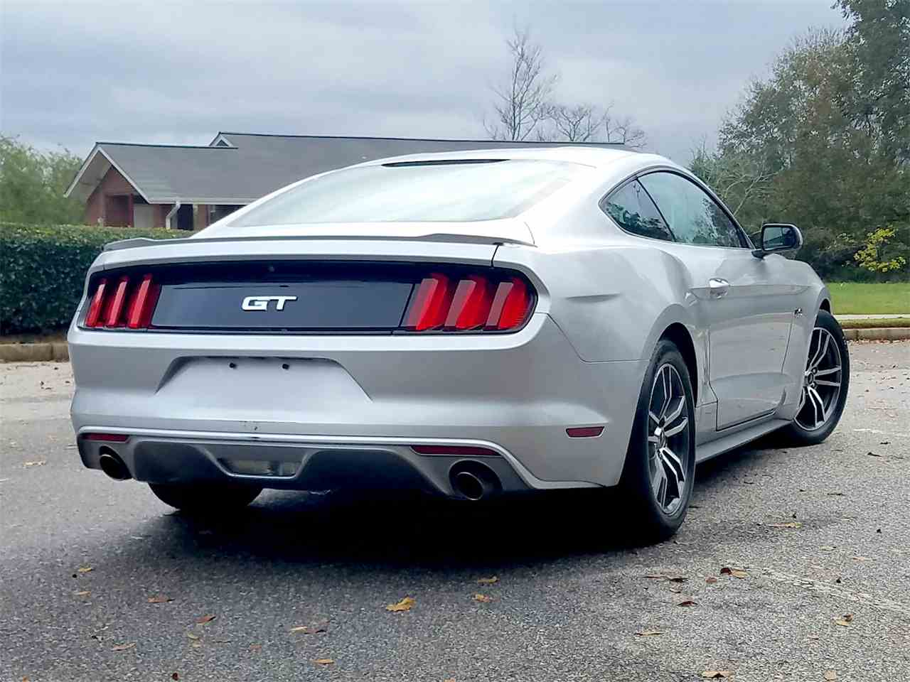 Large Picture of '15 Mustang GT - MAWV