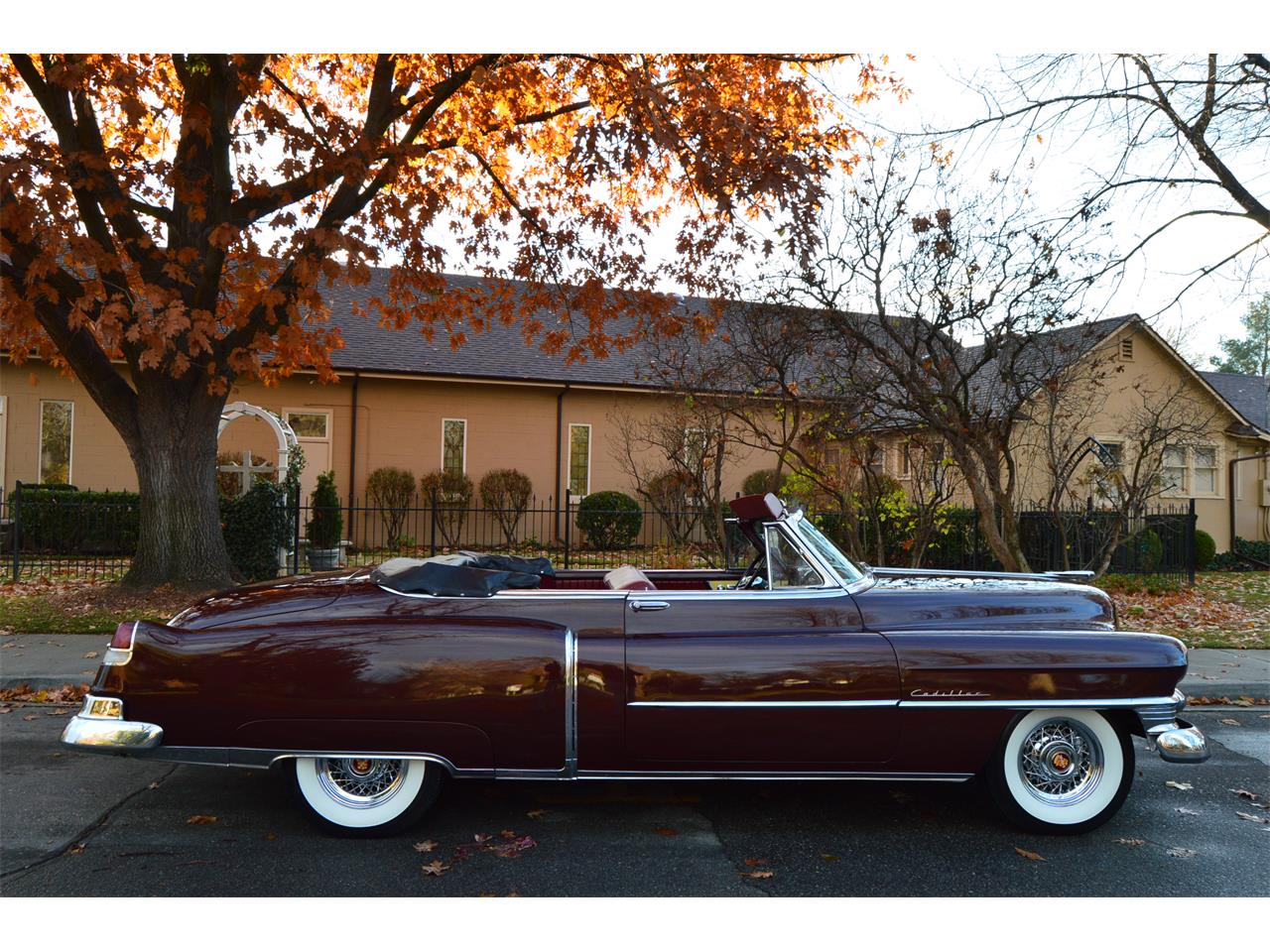 1951 Cadillac Series 62 For Sale Cc 1040580 Convertible Large Picture Of 51 Max0