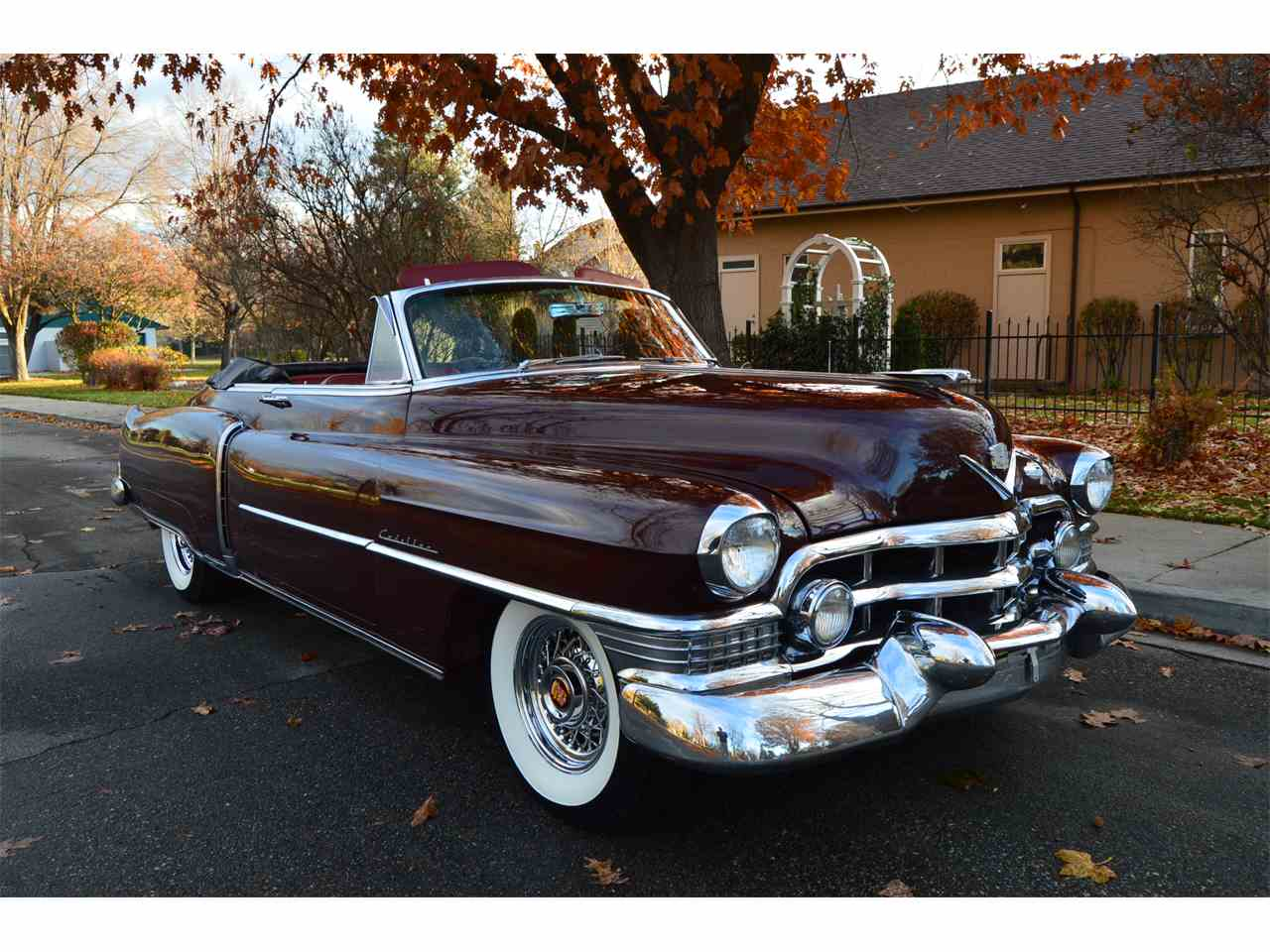 1951 Cadillac Series 62 for Sale | ClassicCars.com | CC-1040580