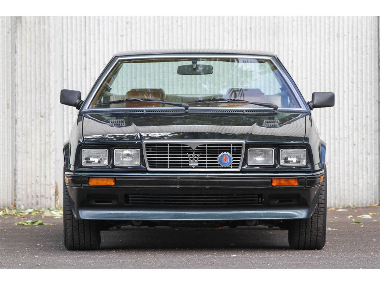 Large Picture of 1984 Biturbo - MAX4
