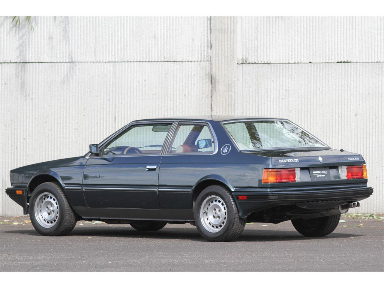 Large Picture of '84 Biturbo - $7,995.00 - MAX4