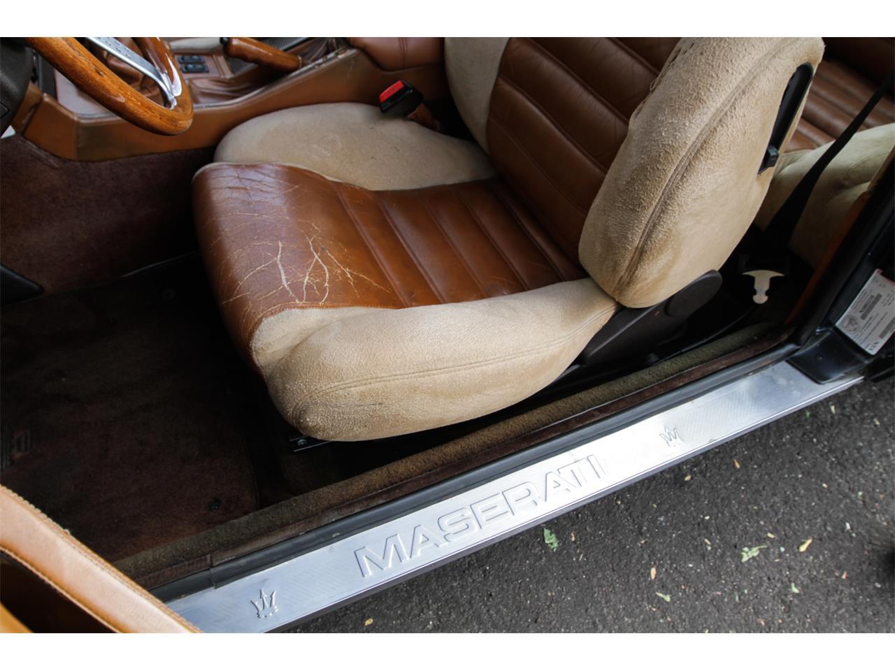 Large Picture of 1984 Maserati Biturbo located in Idaho - MAX4