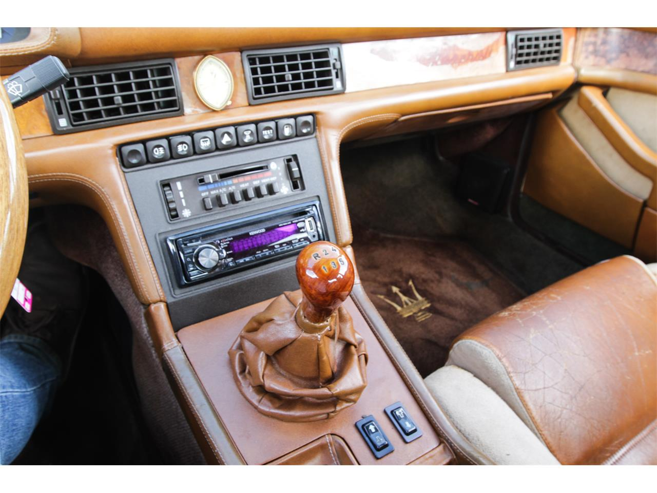 Large Picture of 1984 Maserati Biturbo located in Idaho - $7,995.00 Offered by Modern Classics LLC - MAX4