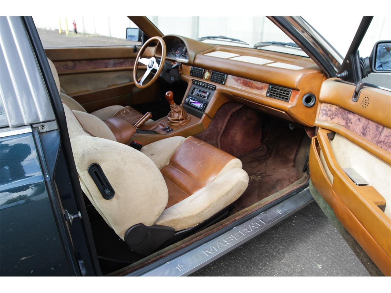 Large Picture of '84 Maserati Biturbo Offered by Modern Classics LLC - MAX4
