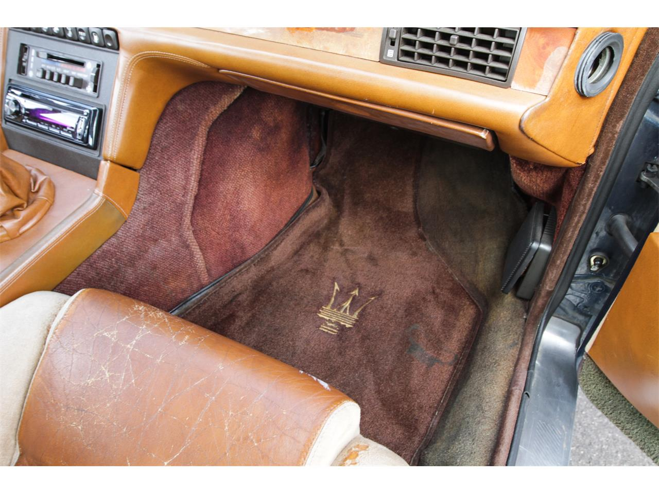 Large Picture of '84 Biturbo Offered by Modern Classics LLC - MAX4
