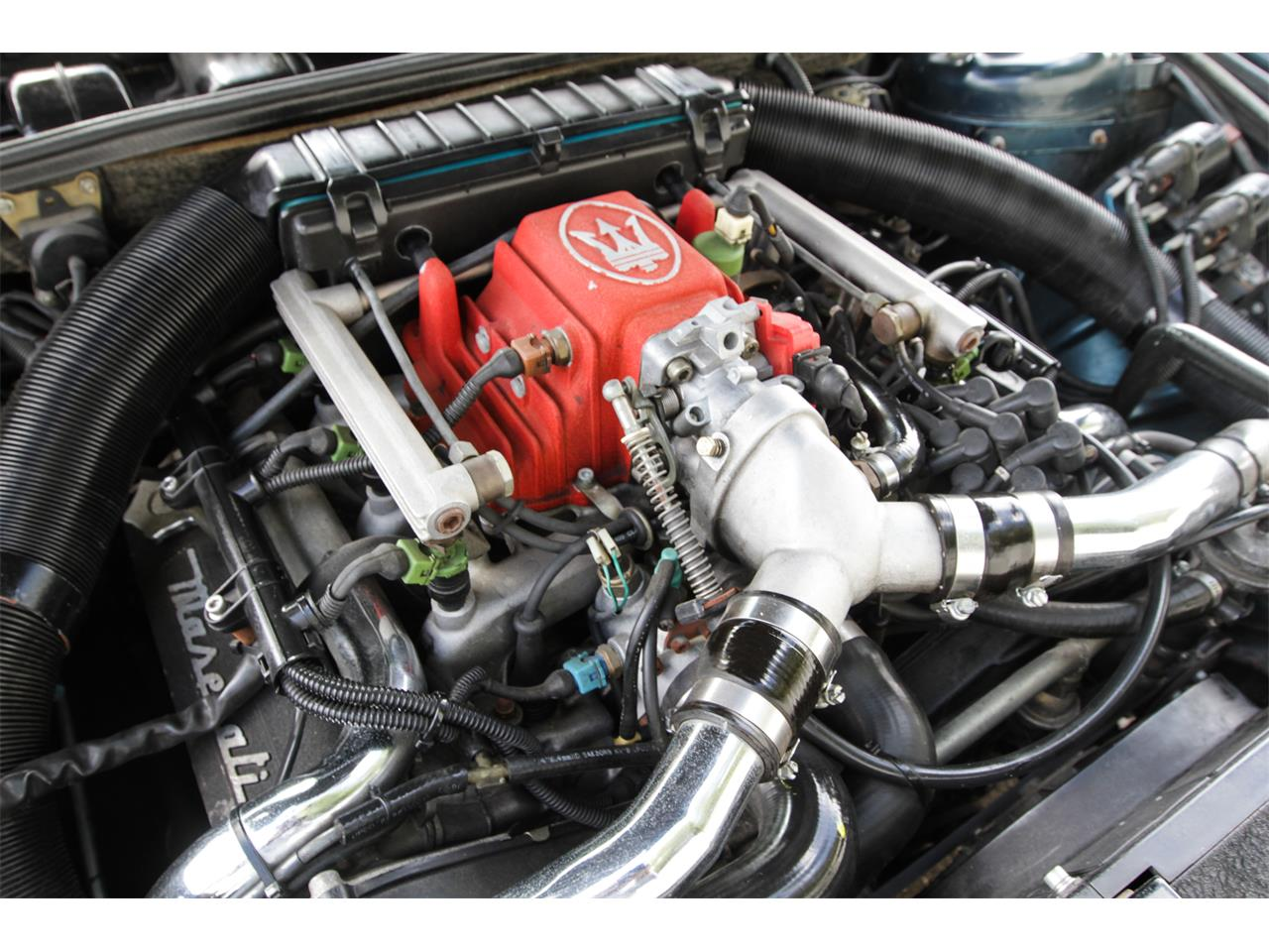 Large Picture of 1984 Maserati Biturbo - $7,995.00 Offered by Modern Classics LLC - MAX4