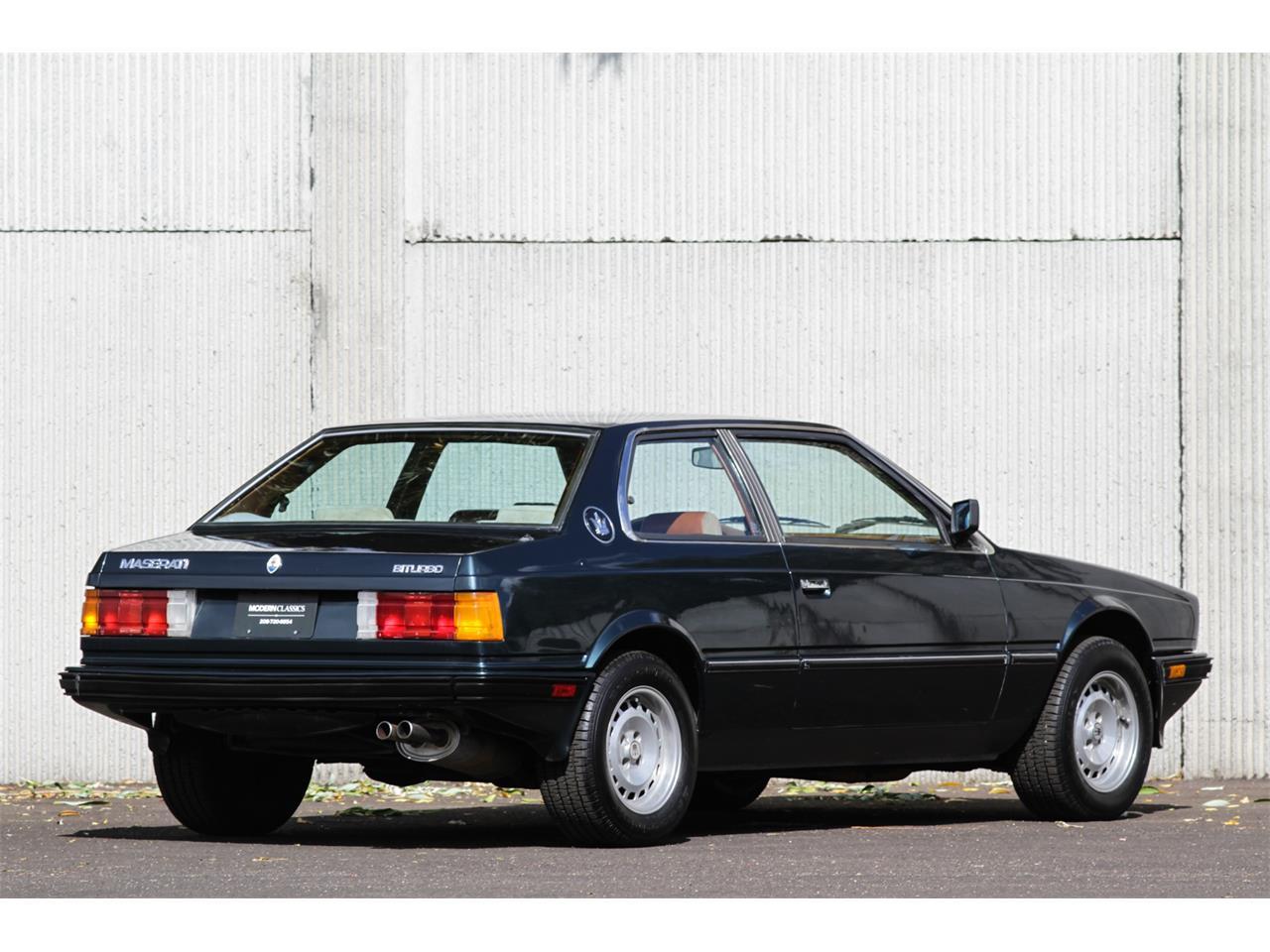 Large Picture of 1984 Maserati Biturbo located in Idaho - $7,995.00 - MAX4