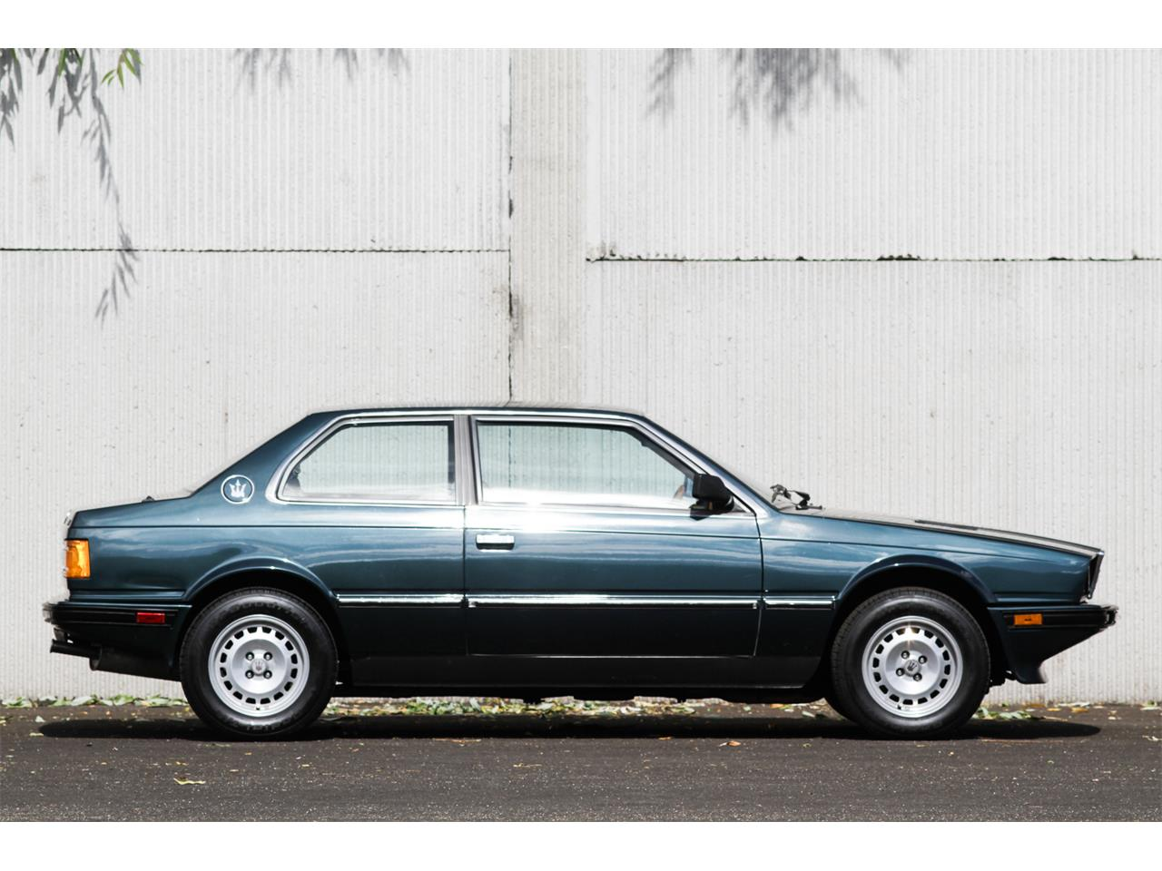 Large Picture of 1984 Biturbo - $7,995.00 Offered by Modern Classics LLC - MAX4