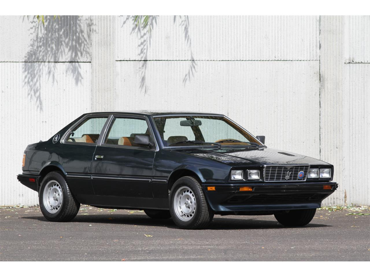 Large Picture of 1984 Biturbo located in Boise Idaho - $7,995.00 Offered by Modern Classics LLC - MAX4