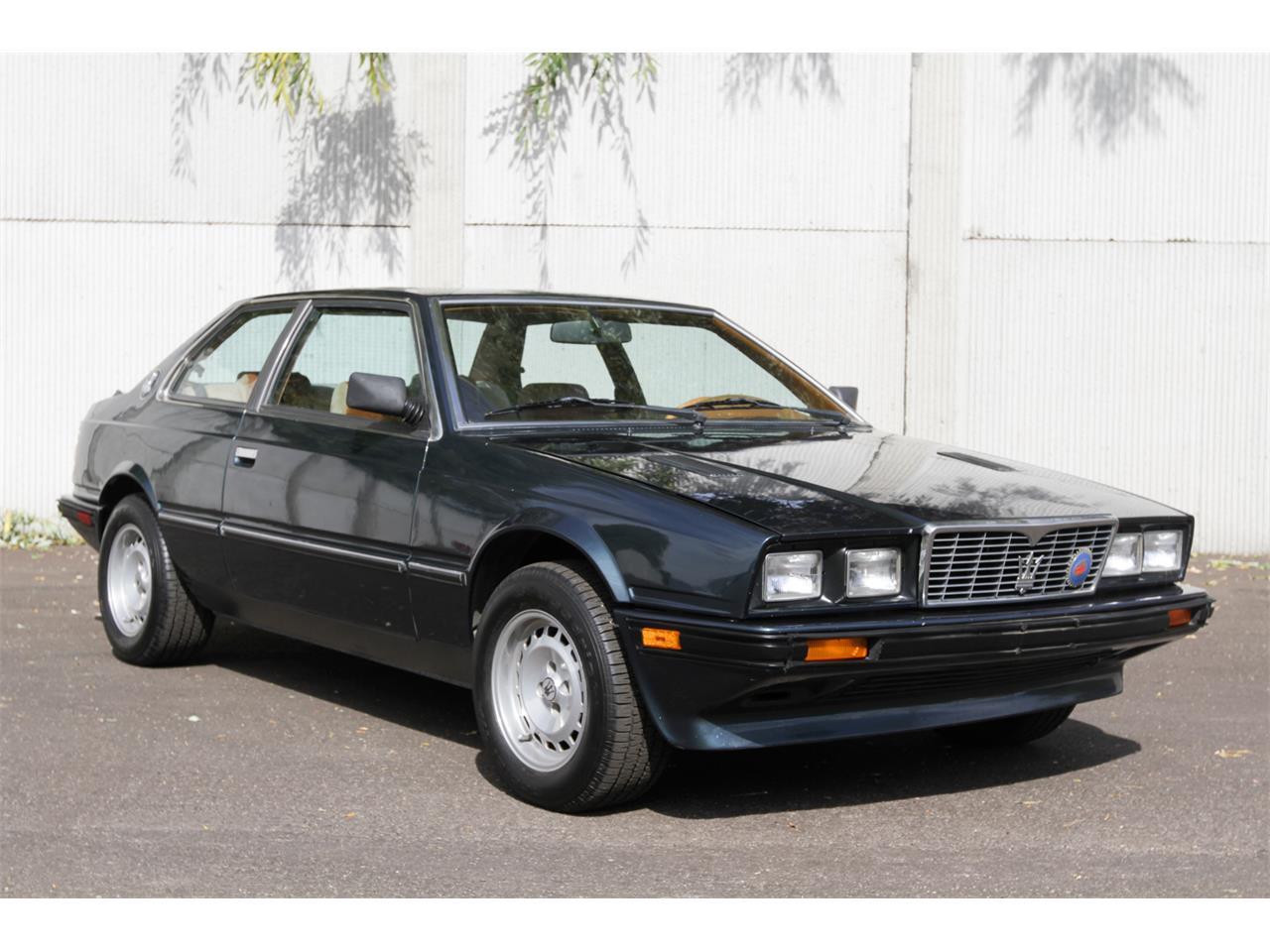 Large Picture of 1984 Maserati Biturbo - $7,995.00 - MAX4