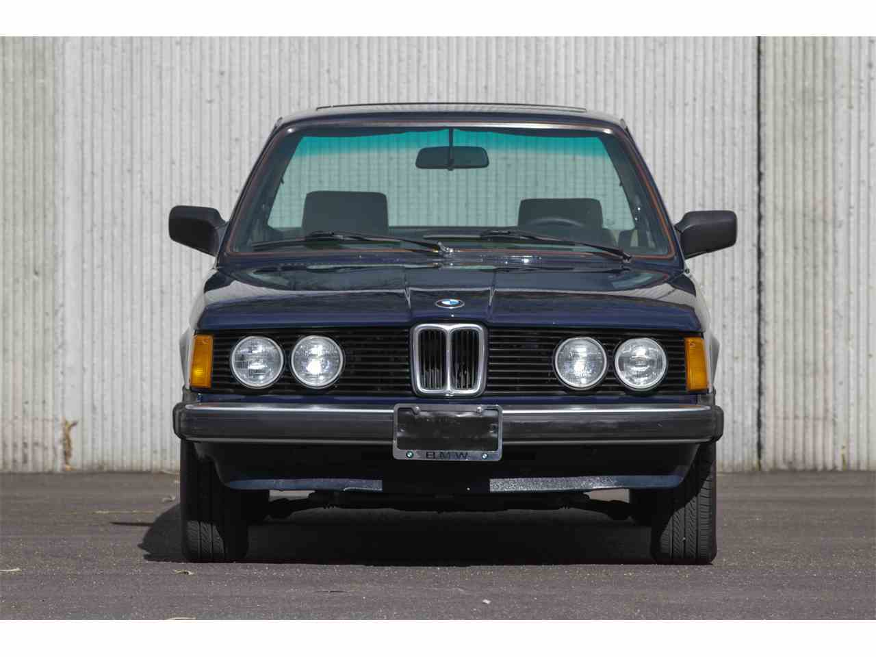 1982 BMW 3 Series for Sale | ClassicCars.com | CC-1040587