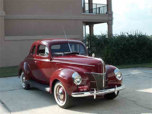 Picture of '40 Coupe - MAX8