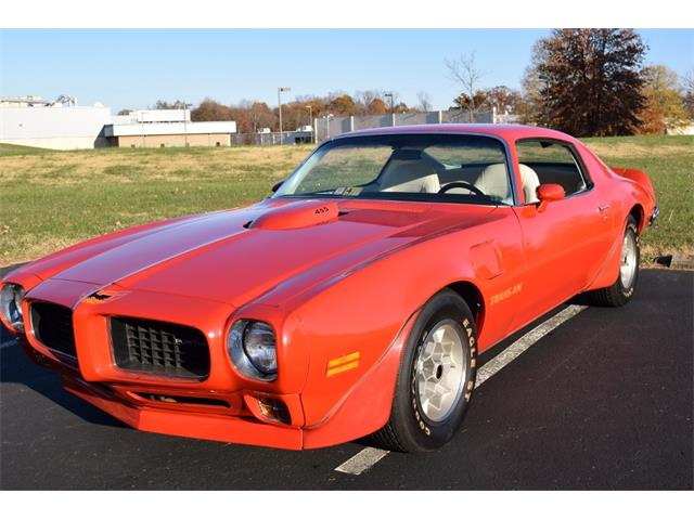 Picture of '73 Pontiac Firebird Trans Am located in Fredericksburg Virginia - $44,900.00 Offered by  - MF1C