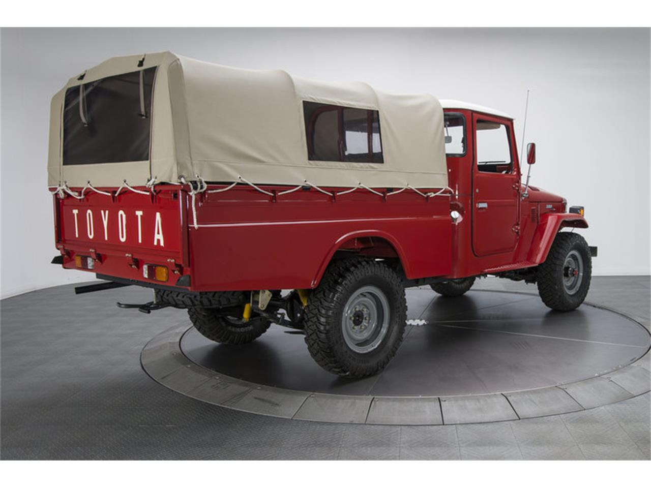 1976 Toyota Land Cruiser Fj45 Pickup For Sale Cc Large Picture Of 76 Mf1i