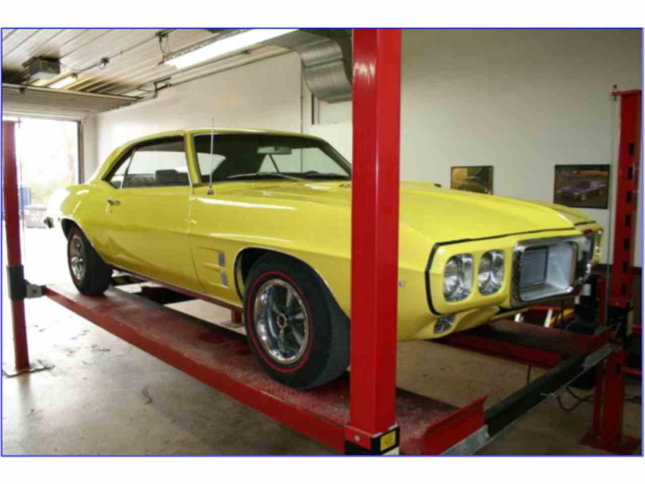 1969 Pontiac Firebird for Sale   ClassicCars.com   CC-1045927