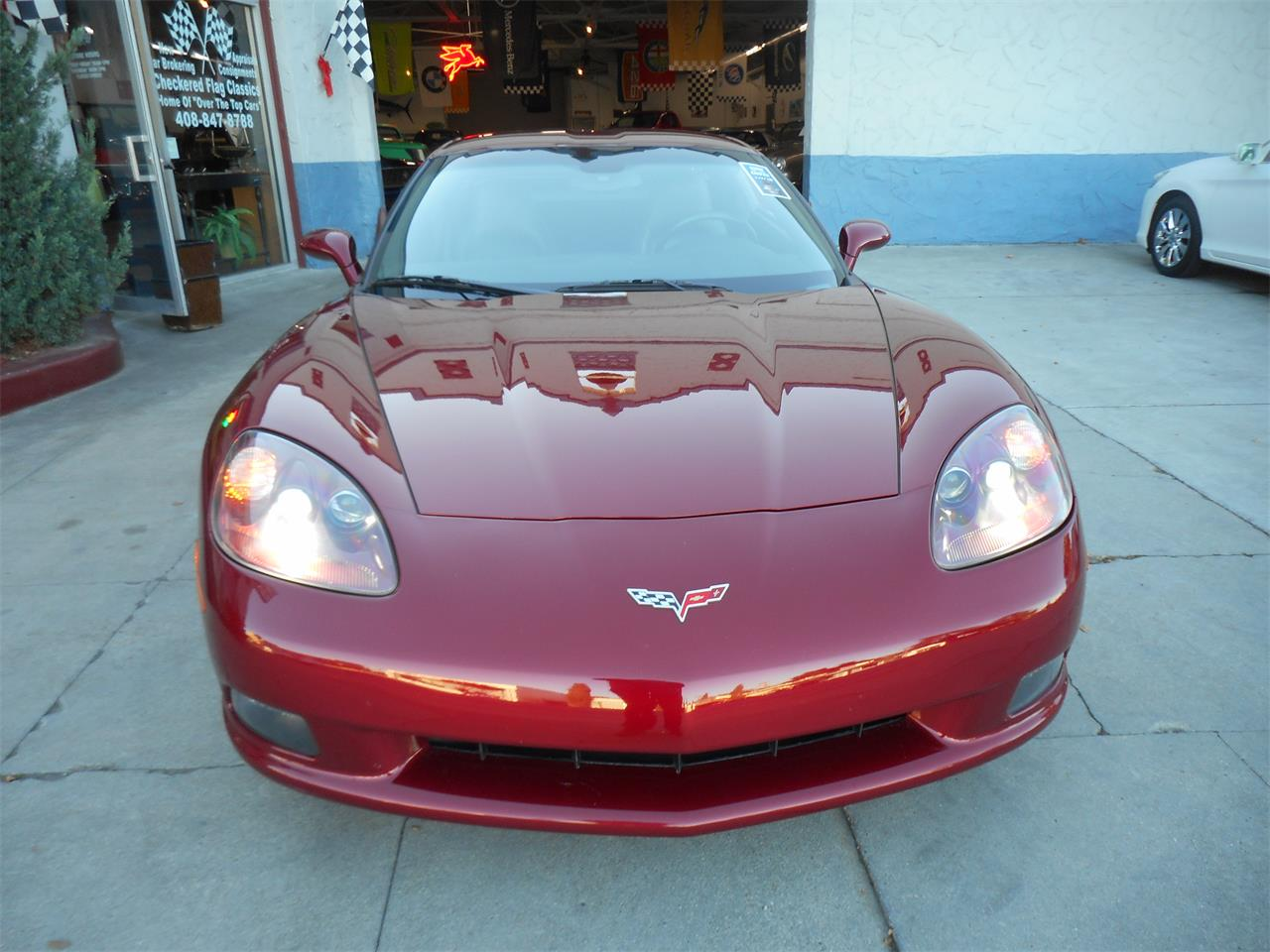 Large Picture of 2005 Corvette located in Gilroy California - MF1Z