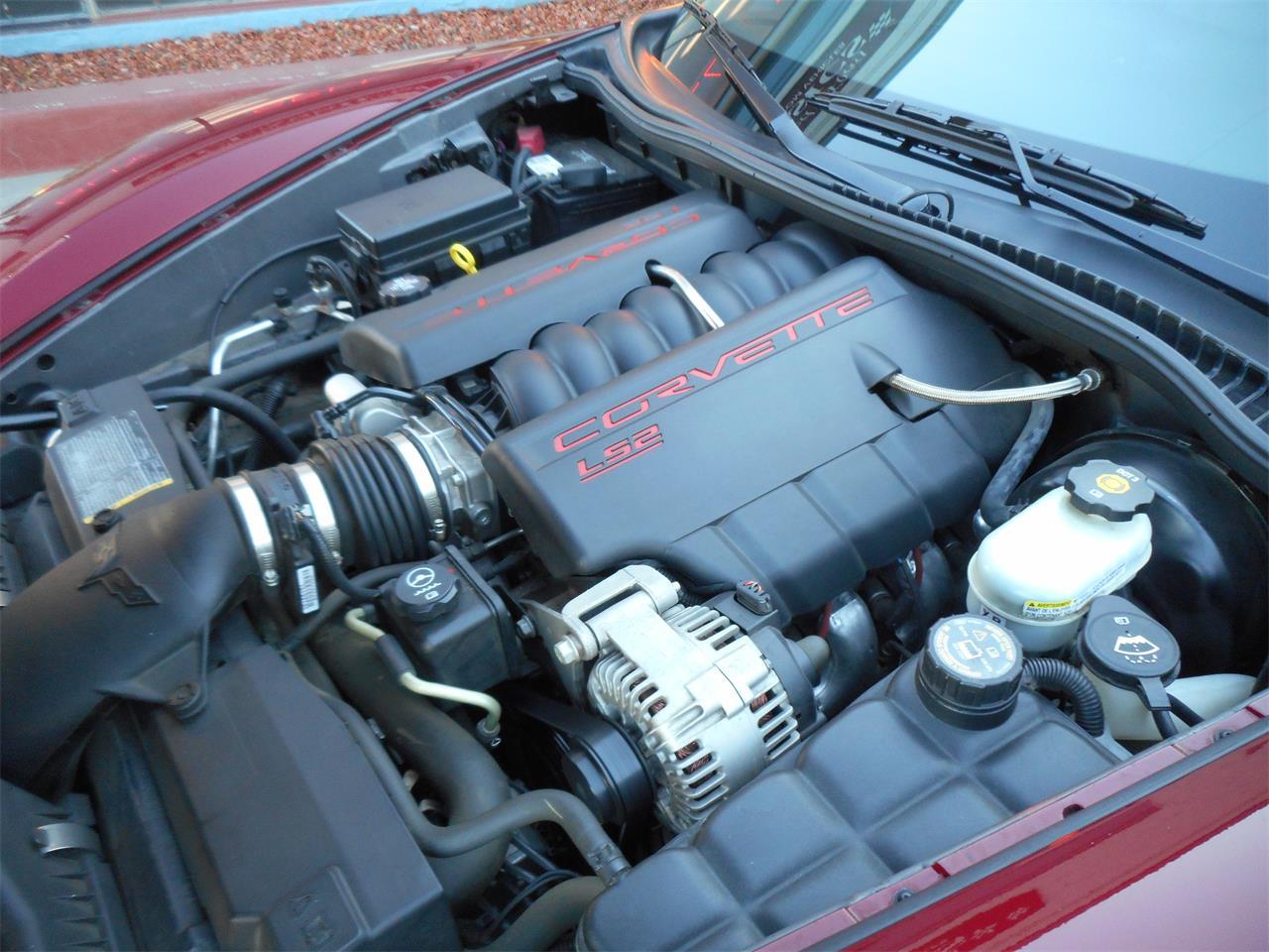 Large Picture of '05 Chevrolet Corvette located in California - $19,900.00 - MF1Z