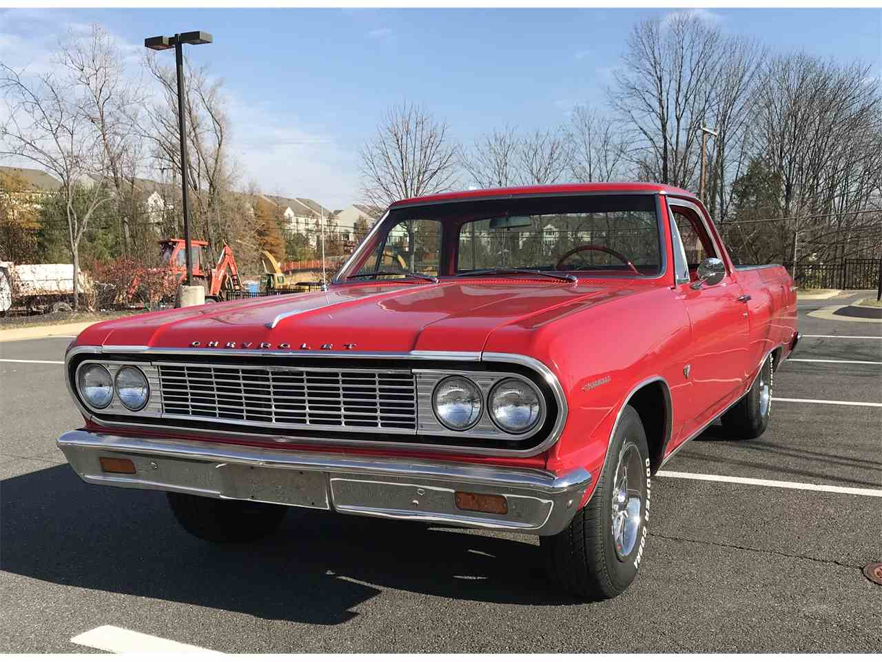 Large Picture of '64 El Camino - MF22
