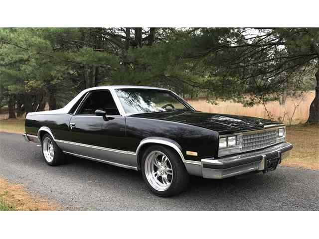 Picture of '84 El Camino located in WEST VIRGINIA - $18,500.00 Offered by Champion Pre-Owned Classics - MF24