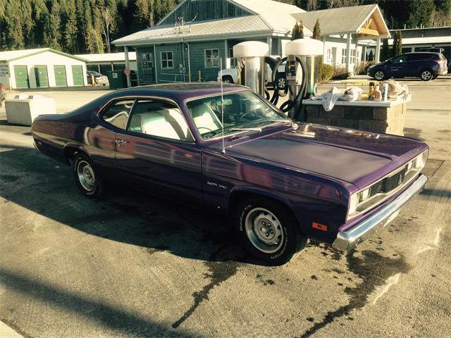 Picture of Classic 1970 Plymouth Duster 340 - MF28