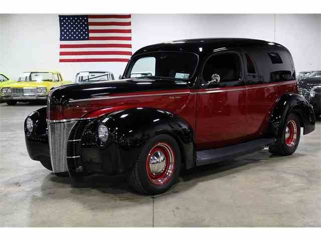 Picture of 1940 Ford Sedan Delivery - $44,900.00 Offered by  - MF30