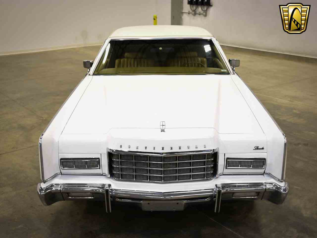 Large Picture of '73 Continental - MF35