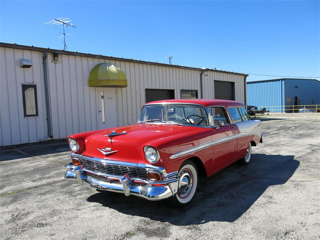 Large Picture of 1956 Nomad located in Manitowoc Wisconsin - MAXL