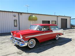 Picture of Classic 1956 Chevrolet Nomad located in Manitowoc Wisconsin - $49,900.00 - MAXL