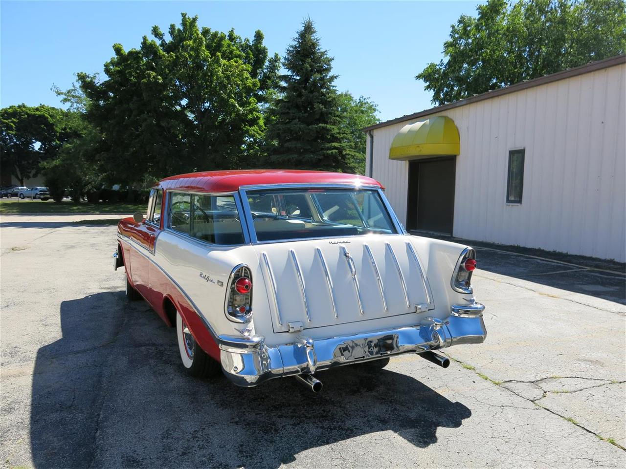 Large Picture of Classic '56 Nomad located in Wisconsin - $49,900.00 Offered by Diversion Motors - MAXL