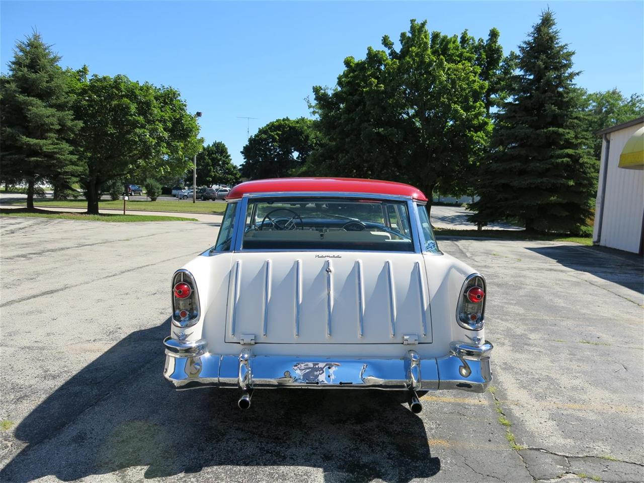 Large Picture of 1956 Nomad located in Manitowoc Wisconsin Offered by Diversion Motors - MAXL