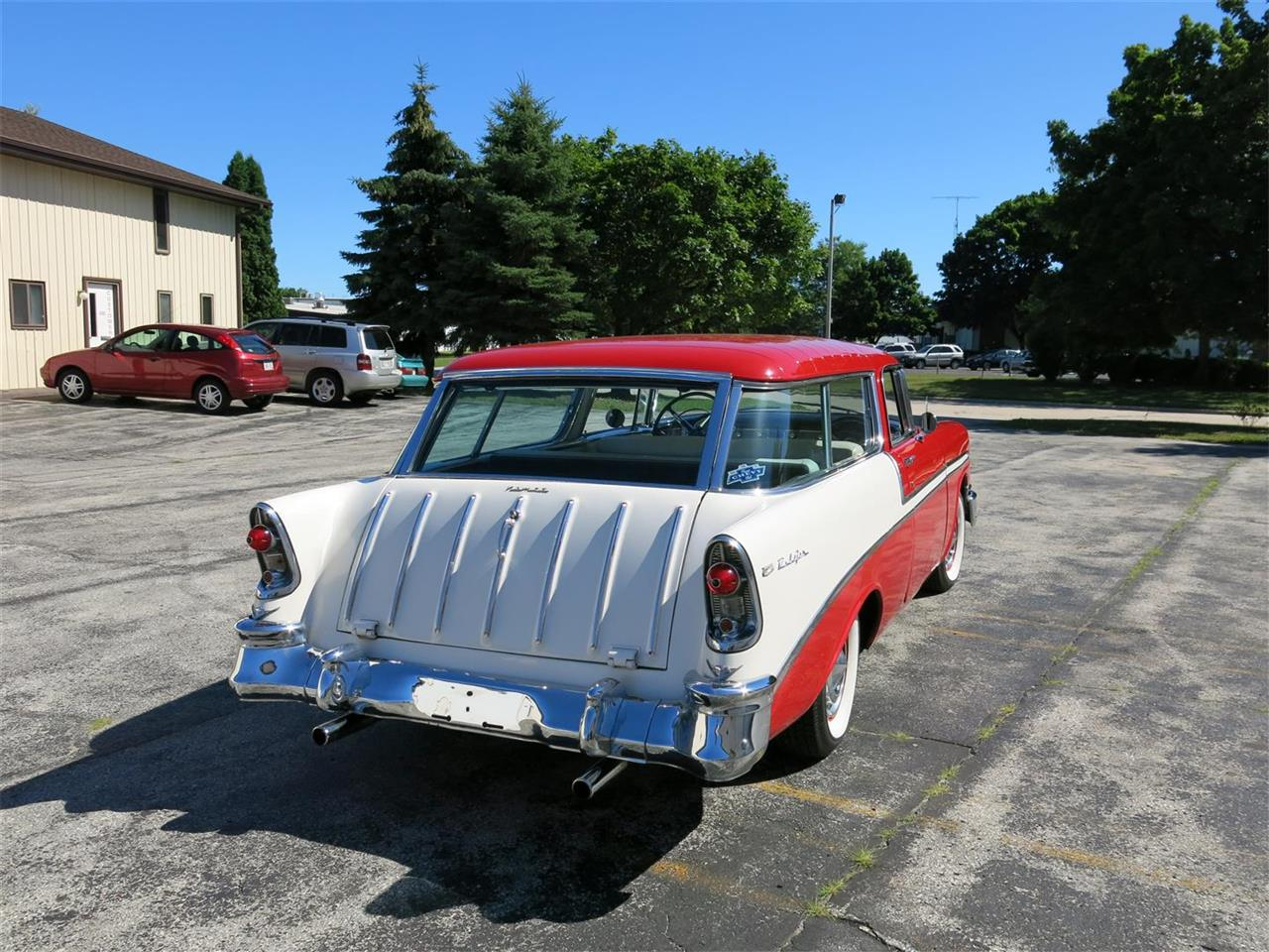 Large Picture of '56 Chevrolet Nomad - MAXL