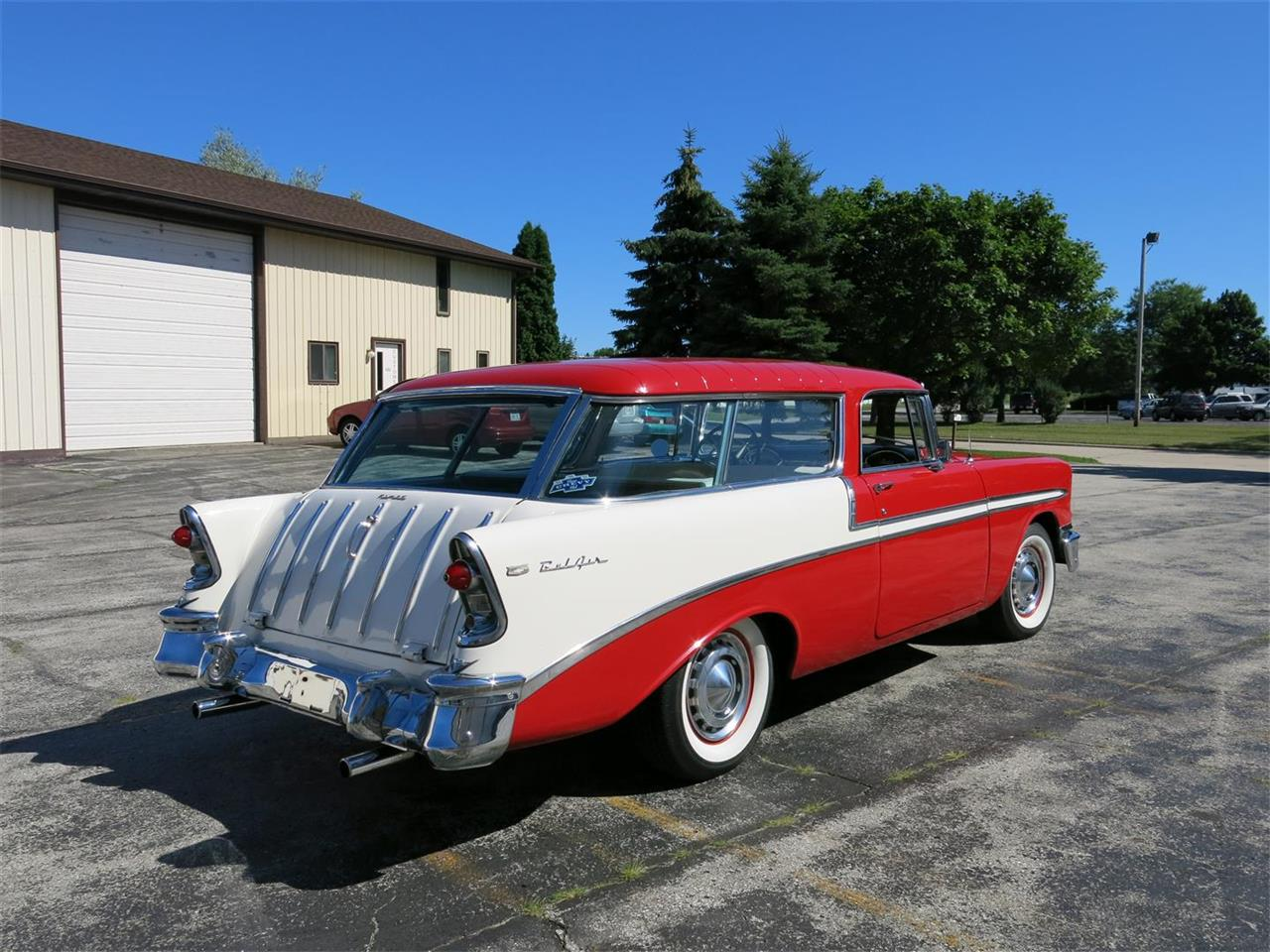 Large Picture of Classic '56 Chevrolet Nomad - $49,900.00 - MAXL