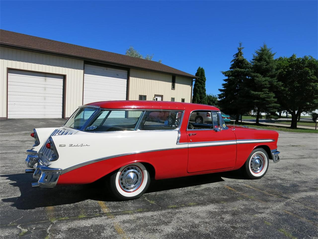 Large Picture of 1956 Chevrolet Nomad - MAXL