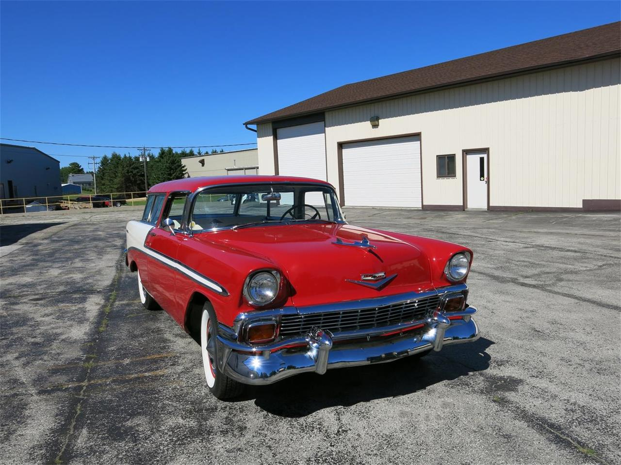 Large Picture of 1956 Nomad - $49,900.00 Offered by Diversion Motors - MAXL