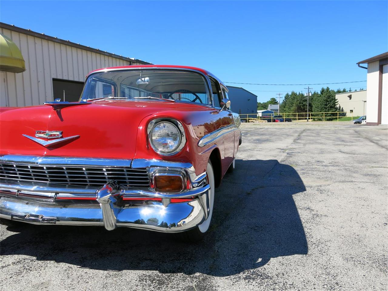 Large Picture of Classic '56 Nomad Offered by Diversion Motors - MAXL