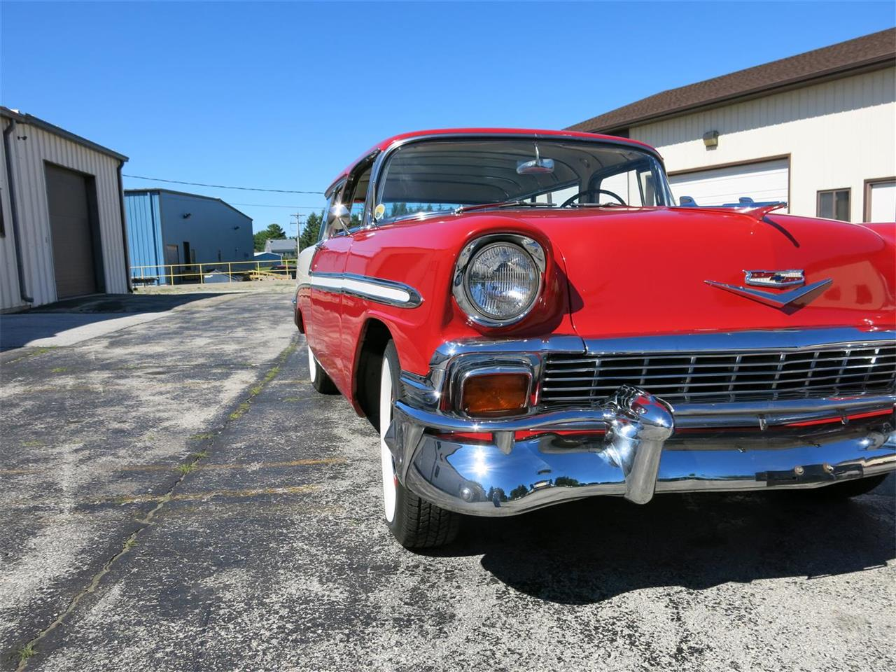 Large Picture of 1956 Chevrolet Nomad Offered by Diversion Motors - MAXL