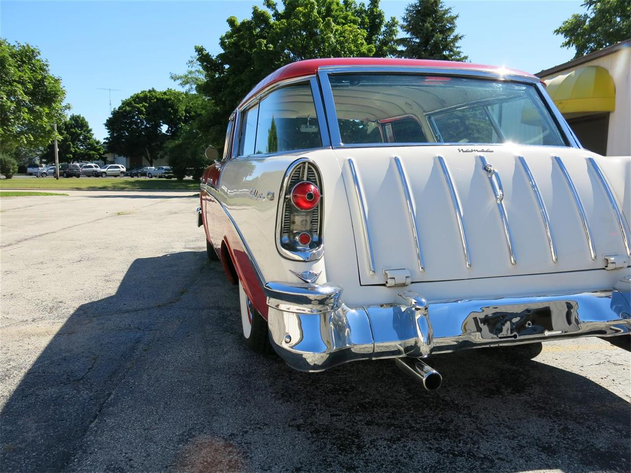 Large Picture of '56 Chevrolet Nomad Offered by Diversion Motors - MAXL