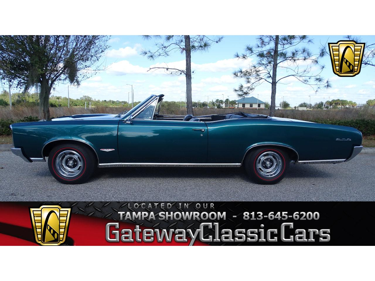 Large Picture of '66 Pontiac GTO located in Ruskin Florida - $59,000.00 - MF43