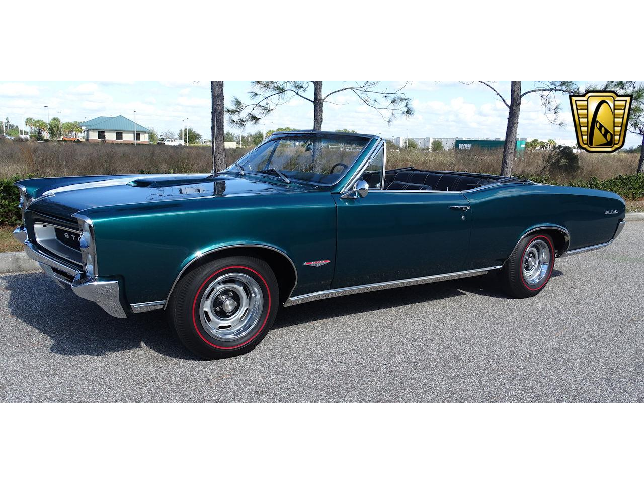 Large Picture of Classic '66 Pontiac GTO located in Ruskin Florida - $59,000.00 Offered by Gateway Classic Cars - Tampa - MF43