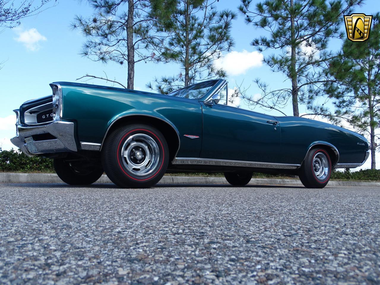 Large Picture of Classic 1966 Pontiac GTO - $59,000.00 Offered by Gateway Classic Cars - Tampa - MF43