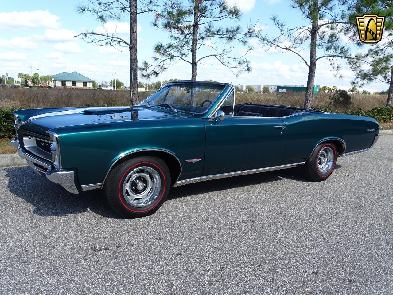 Large Picture of '66 Pontiac GTO located in Florida Offered by Gateway Classic Cars - Tampa - MF43