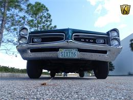 Picture of '66 GTO - $59,000.00 Offered by Gateway Classic Cars - Tampa - MF43